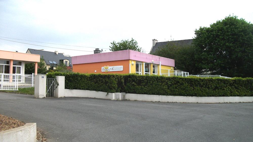 Halte-garderie Bidourik