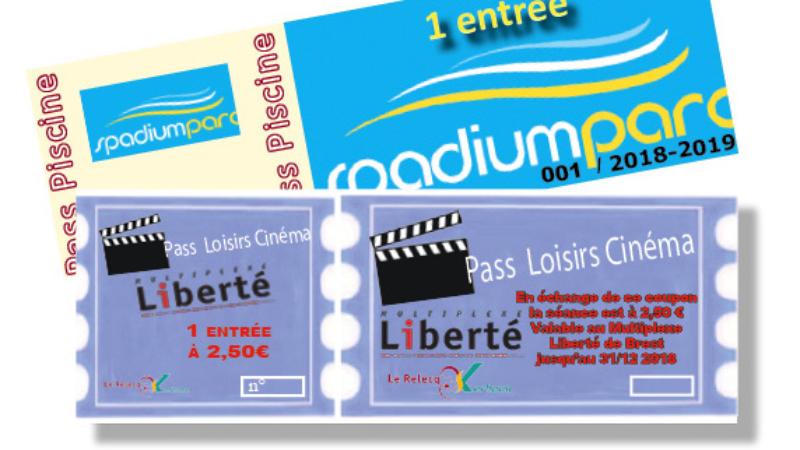 Le Pass' Loisirs