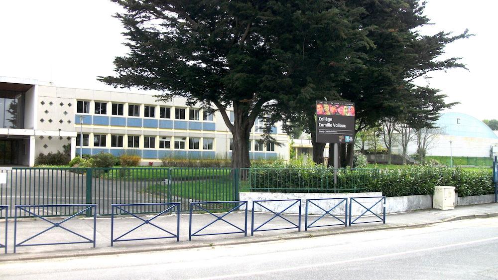 Collège Camille Vallaux