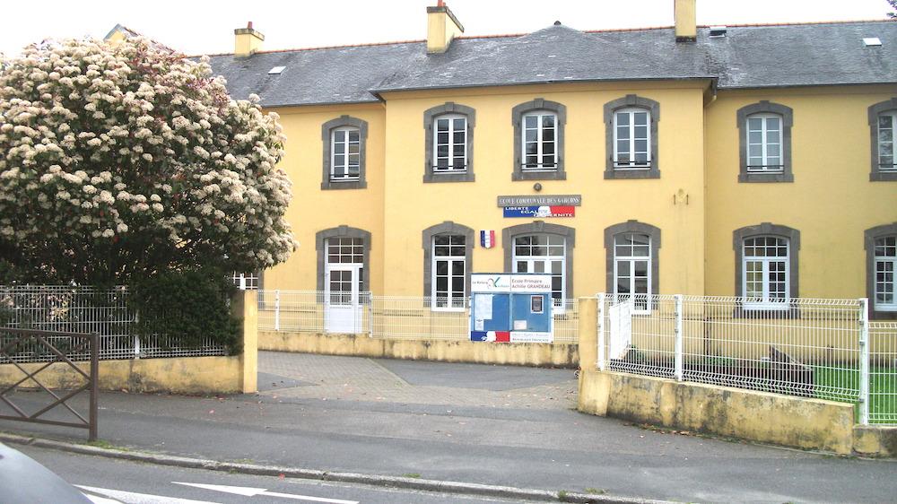 École Primaire Achille Grandeau