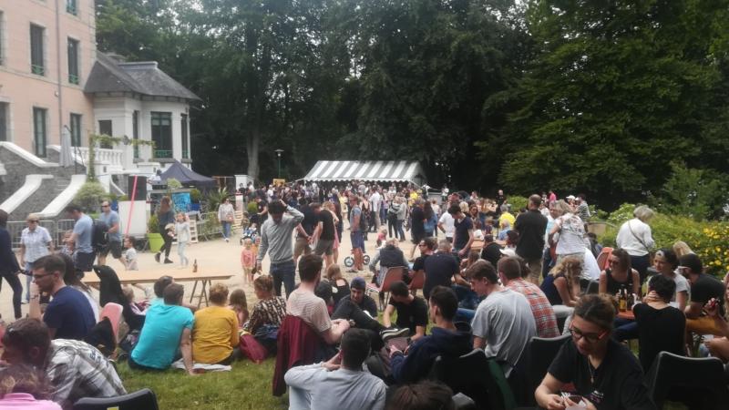 Fête de la musique au Parc du CIEL