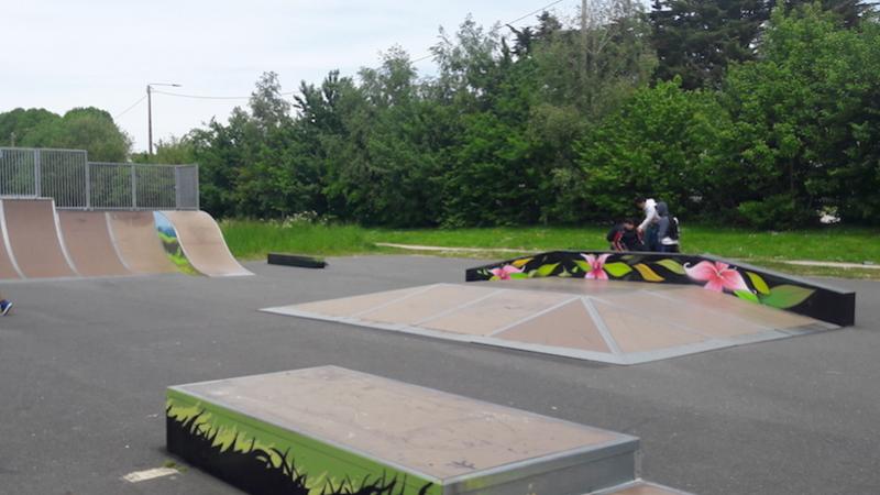Conseil des jeunes – Graffs au skatepark
