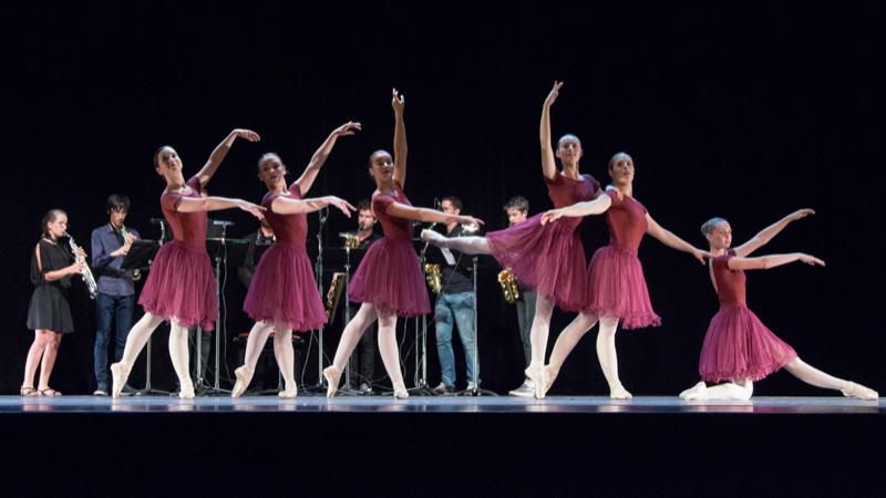 Conservatoire de musique, de danse et d'art dramatique