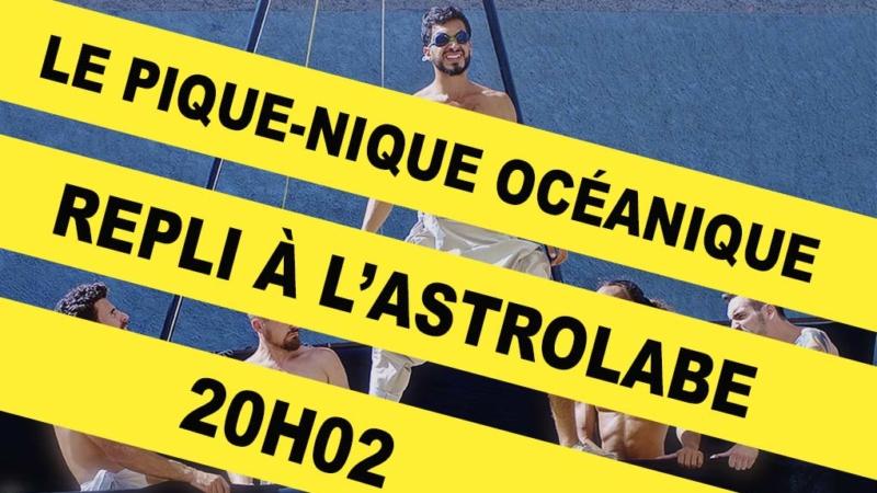 [DERNIERE MINUTE] Repli du «Pique-Nique Kerhorre» de ce soir : 20h02 – Parking de l'Astrolabe.