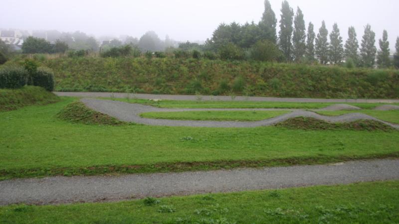 Piste de BMX de Kermadec