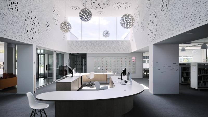 Médiathèque, nouvelles conditions d'accueil