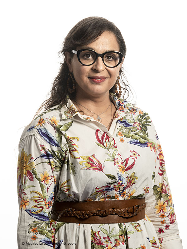 Mouna SERRURIER-SAHLI