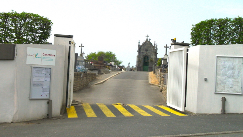 L'extension du cimetière est terminée